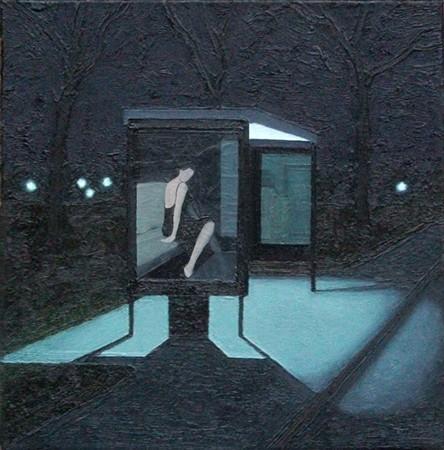 bushaltebijnacht